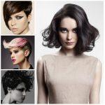 2017 Fark yaratan kısa saç modelleri