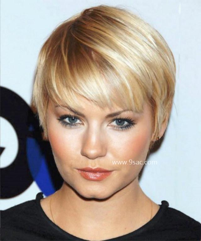 Pop Saç Stili Kesim Modeli