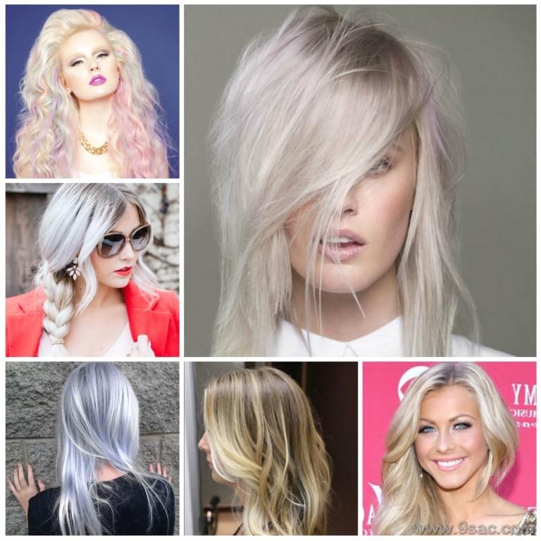 Işıltı Saç Renkleri Ve Göz Alıcı Işıltı Modelleri 2016 Saç