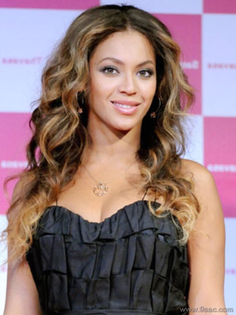Beyonce karamel kahve saç renkleri 2017