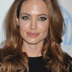 Angelina jolie karamel kahverengi karışımı gül agacı dokunuşu