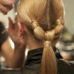 Düşük Bağlı At Kuyruğu Saç Modeli