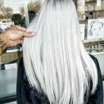 Küllü Gümüş Saç Rengi 2018