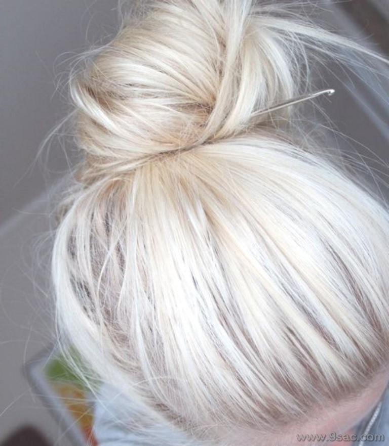 Küllü Kristal Saç Renkleri 2018 Saç