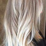 Platin Küllü Kristal Saç Rengi 2016