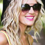 Bohem Yaşam Stili Dalgalı Saç Modelleri