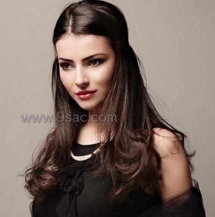 Farklı Yönlere Taranmış Saç Modelleri