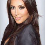 Kim Kardashian Kahve Üstüne Zengin Espresso Kahverengi Işıltıları