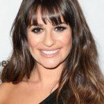 Lea Michele Altin Dip Uclari Kahverengi Saç Rengi Fikirleri