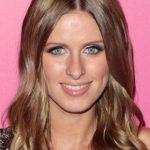 Nicky Hilton Hafif Kül Kahverengi Saç Rengi
