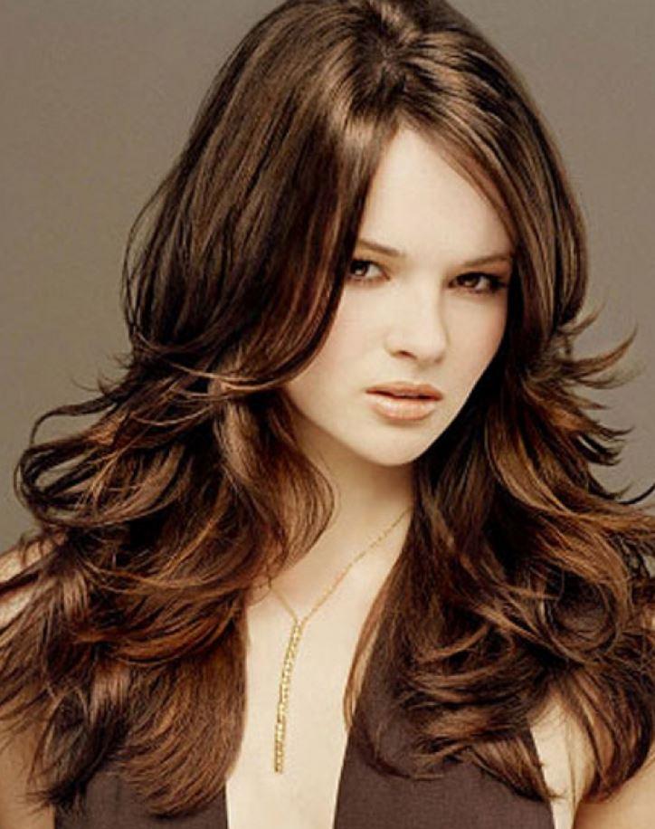 Açık Karamel Saç Rengi Modelleri Saç