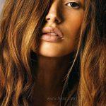 Altın Koyu Bronz Saç Rengi