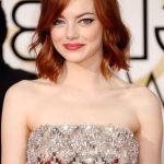 Auburn Kızıl Saç Rengi Emma Stone