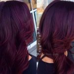 Bordo Saç Rengi İpuçları