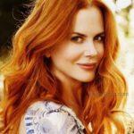 İrlanda Kızılı Saç Rengi Modelleri