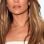 Jennifer Lopez Açık Karamel Saç Rengi