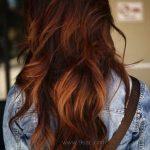 Kahverengi Ombre Saç Renkleri