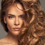Karamel Saç Rengi Işıltıları