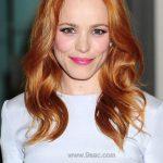 Rachel Mcadams Zencefil Saç Rengi Ünlüler
