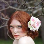 Rosy Karamel Saç Rengi