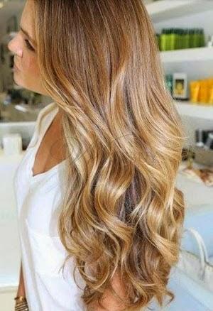 Ombre saç renkleri 2017