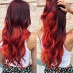 Kızıl saç renkli kadinlar
