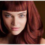 2018 Efsane Saç Renklerinden Akaju Kahverengi Saç Rengi