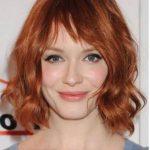 2018 Saç Rengi Trendi Bakır Kızılı Saç Renkleri