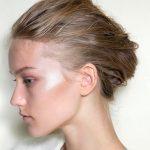 Düşük Topuz saç modeli