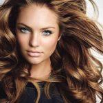 Fındık kabuğu saç renkleri
