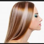 Harika renkli dipden uca ombre saç modelleri