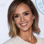 Jessica alba kısa saç modeli