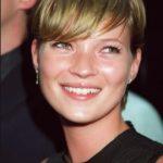 Kate moss kısa saç modeli