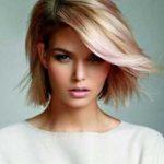 Kısa Küt Saç Modeli