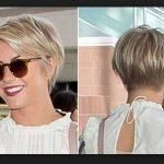 Pixie rahat kisa saç modeli