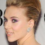 Scarlett johanson kısa saç modeli