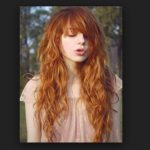 Sıradışı Akaju Kahverengi Saç Renkleri