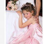 2017 Yazı Çocuklar için Düğün Saç Modelleri