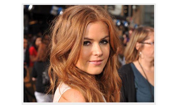 Bal Kızılı Saç Rengi Saç