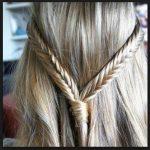 Balık Sırtı Saç Modelleri