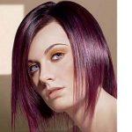 Beyaz Tenli̇ Kıza Hangi Saç Rengi Yakışır? Mor Saç Rengi Tonları