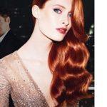Beyaz Tenli̇lere Hangi Saç Rengi Yakışır Kızıl Tonlar Kızıl Kahve Kızılımsı