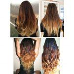 Bu sene en pöpüler ombre saç renkleri