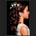 Çocuk Saç Modelleri Düğün için