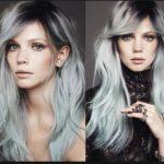 Efsane Gri Saç Renkleri Modası