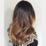 Güzel Açık Kahve Saç Rengi