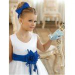 Küçük kız çocuk düğün saç stilleri