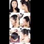 Pratik at kuyrugu saç modeli