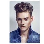 The dylan erkek saç modeli 2016