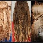 Uzun Açık Saç Örgüsü